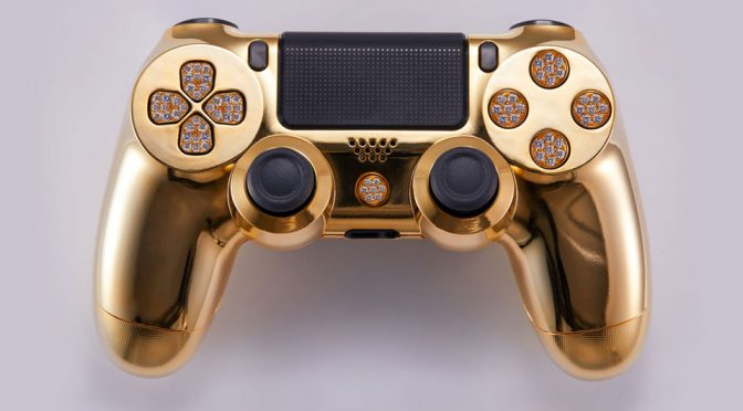 Brikk Wants To Bedazzle Gamers With This Luxe DualShock 4 Controller