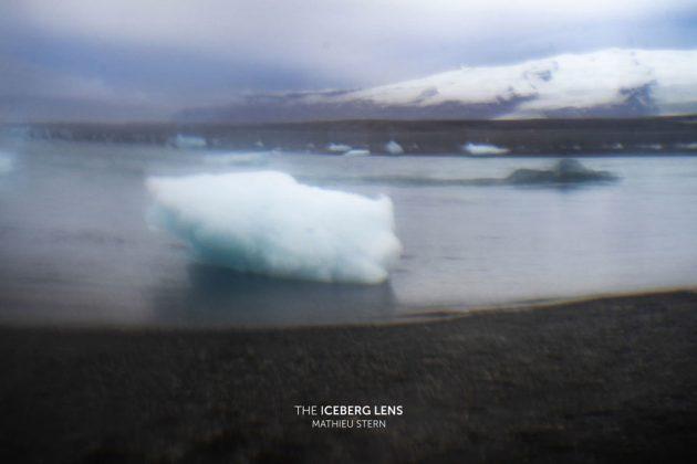 DIY Iceberg Camera Lens by Mathieu Stern