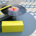 DUO Is A Turntable For 21st Century Because, Removable Bluetooth Speaker