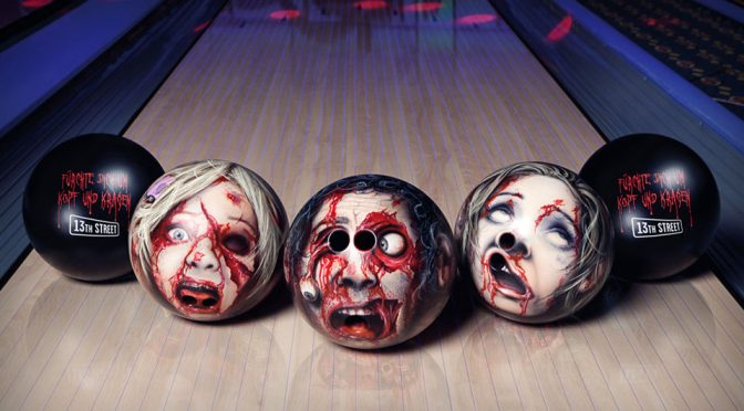 Someone Actually Created Bowling Balls That Look Like Cut-off Heads