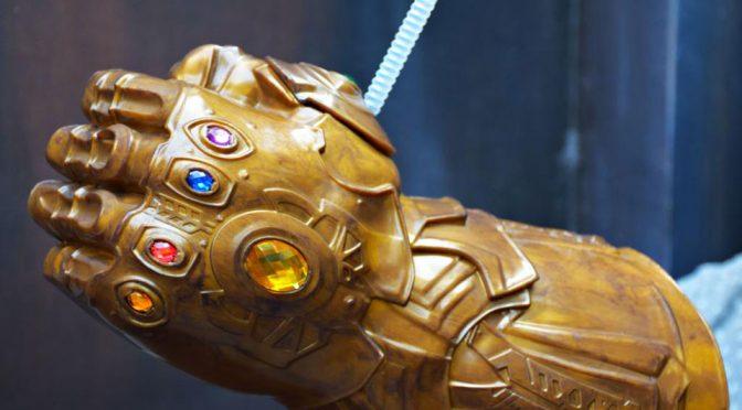 Disneyland Infinity Gauntlet Sipper