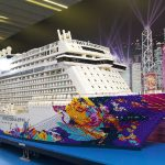 The World's Largest LEGO Brick Ship Is This 27 Foot Behemoth