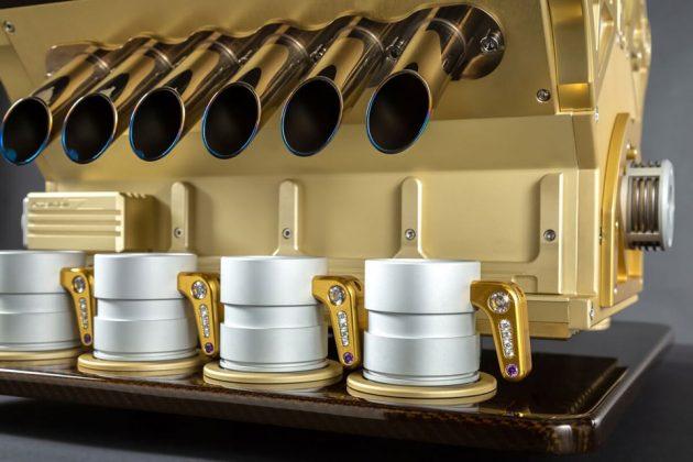 Espresso Veloce Royale Coffee Machine