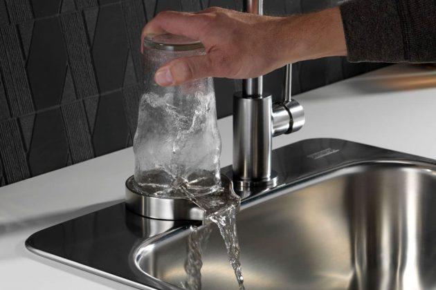 First Wave Glass Rinser