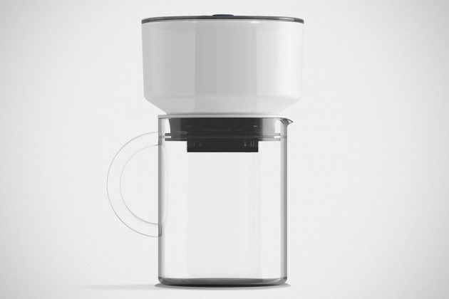 FrankOne One-Touch Coffee Maker