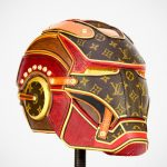 <em>Iron Man</em> And Louis Vuitton Monogram Is A Match Made In Heaven