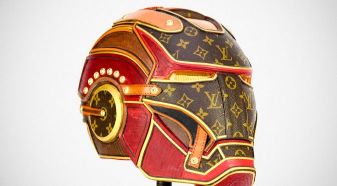 87d13bf492d3 Iron Man And Louis Vuitton Monogram Is A Match Made In Heaven ...