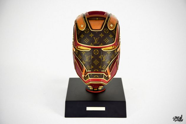 Gabriel Dishaw Iron Man Mark LV 2 Helmet