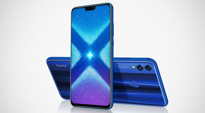 "Honor Unveiled Honor 8X With ""Top-end Configuration"" For 250 Euro"