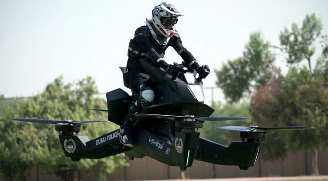Everyone Is Making A Hoverbike, But Hoversurf Is Ready To Sell You One
