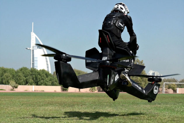 Hoversurf Hoverbike S3 2019 Limited Edition