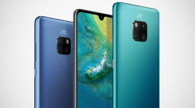 Huawei Mate 20 Series Gets New Kirin Chip And Matrix Camera System