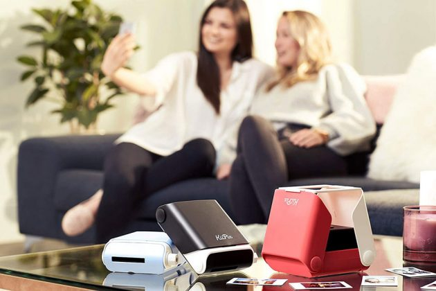 KiiPix Smartphone Picture Printer