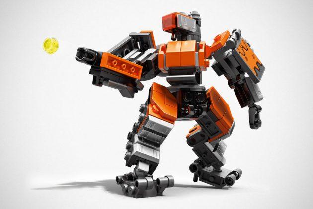 LEGO 75987 Overwatch Omnic Bastion