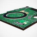 LEGO Enthusiast Created An Astonishing Detailed LEGO Apple Park