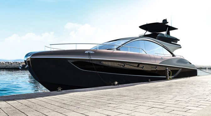 Lexus LY 650 Luxury Yacht