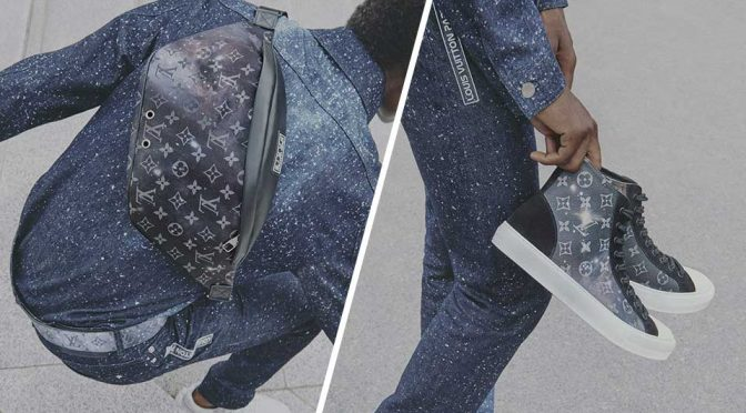 Here's Louis Vuitton Space-inspired Monogram Galaxy Collection