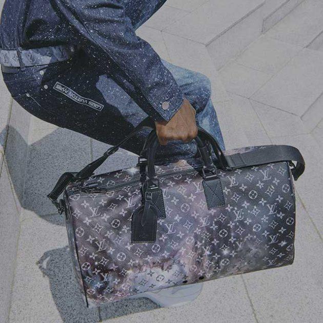 Louis Vuitton Monogram Galaxy Collection