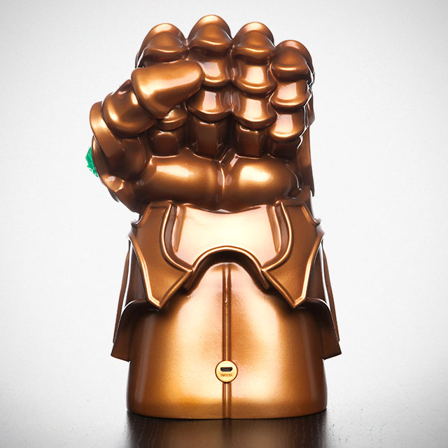 Thanos Infinity Gauntlet Is Also Good As A Mood Lamp Like Who Knew Shouts