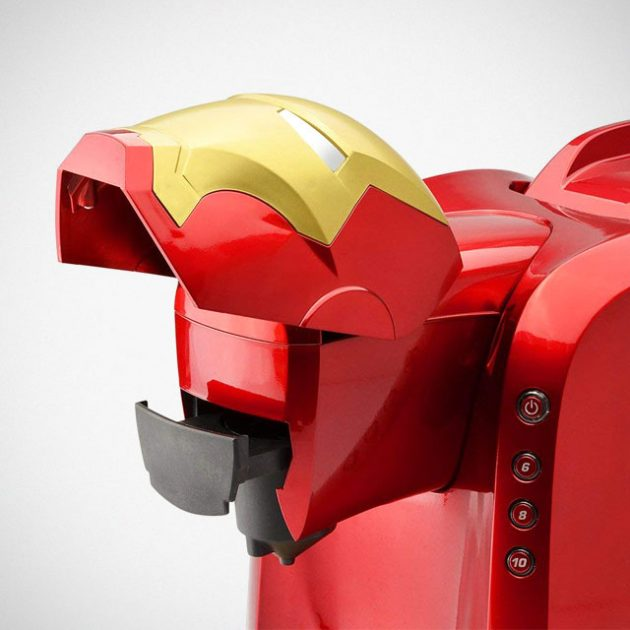 Marvel Iron Man Coffee Maker