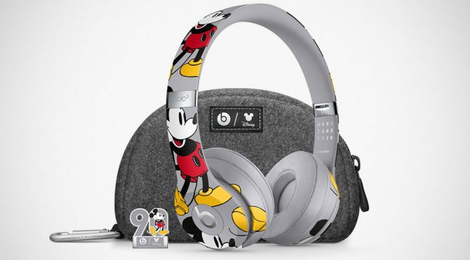 Mickey Edition Beats Solo3 Wireless Headphones