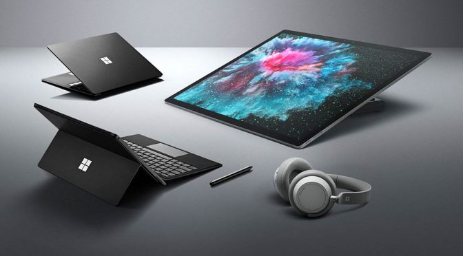 Microsoft Announced New Surface Devices