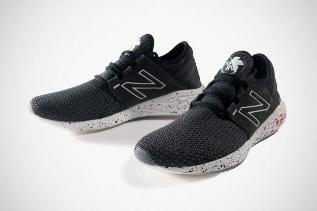 New Balance x Evangelion Fresh Foam Cruz Sneakers