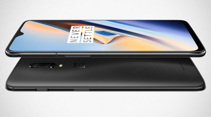 "OnePlus 6T Is Official In The U.S., Touts ""Fastest"" In-display Fingerprint Sensor"