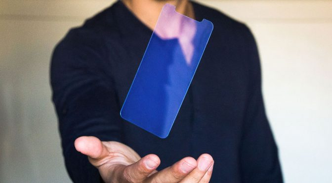 This Revolutionary Screen Protector Will Save Your Eyes