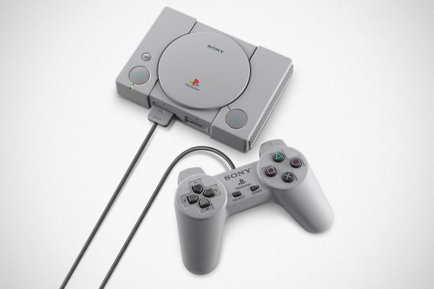 Playstation Classic Game Console