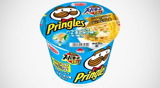 Pringles Flavor Instant Noodles