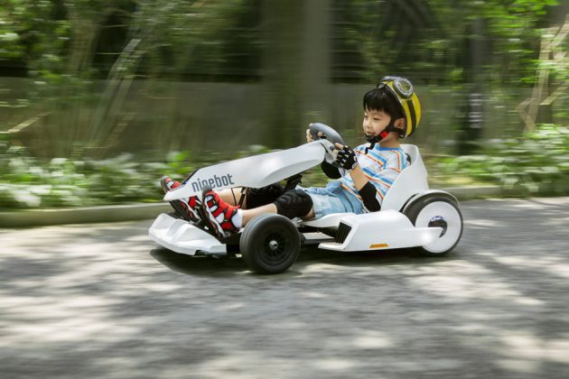 Segway Ninebot Electric Drifting Gokart