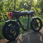 Pocket Rocket Is An Electric Bike Like You Never Seen Before