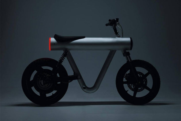 Sol Motors Pocket Rocket Electric Motorcycle