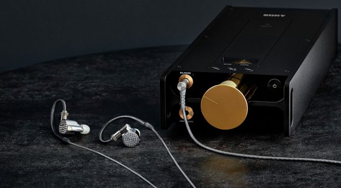 Here Are Some New Sony Headphones For Audiophiles With Deep Pockets