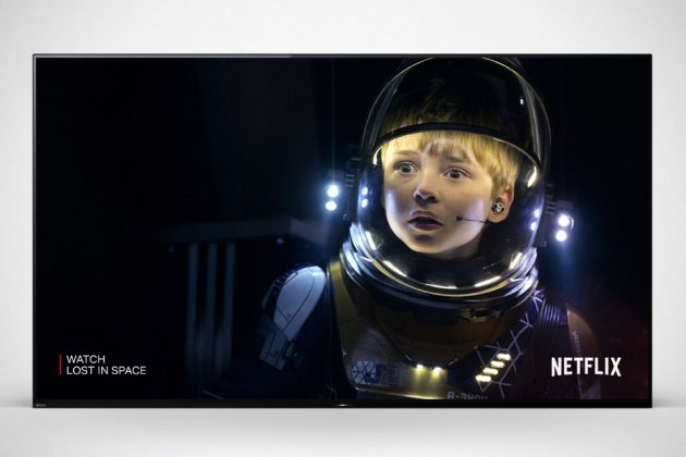 Sony Netflix Calibrated BRAVIA Master Series TV