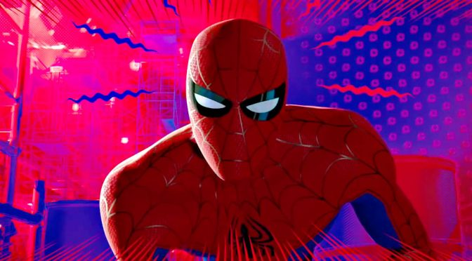 Spider-Man Into Spider-Verse Trailer 2