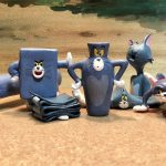 Malformed Tom From <em>Tom and Jerry</em> Sculptures Are Absolutely Hilarious