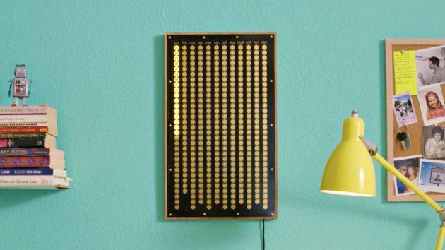 The Every Day Calendar by Simone Giertz