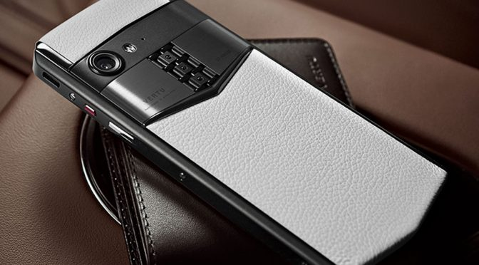 Vertu Is Back With Two Luxury Smartphones Aimed At China Market