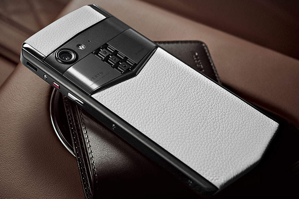 Vertu Aster P seemingly announced out of nowhere for $5,000 ... | 640x960