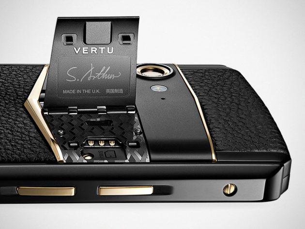 Vertu Aster P Luxury Smartphones