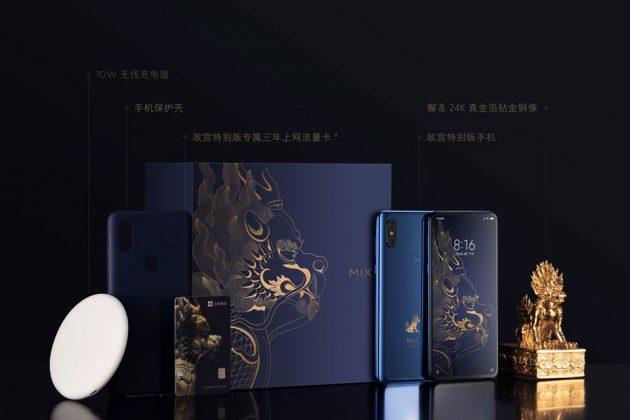 Xiaomi Mi Mix 3 Android Smartphone