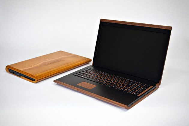 iameco D4R Wooden Laptop