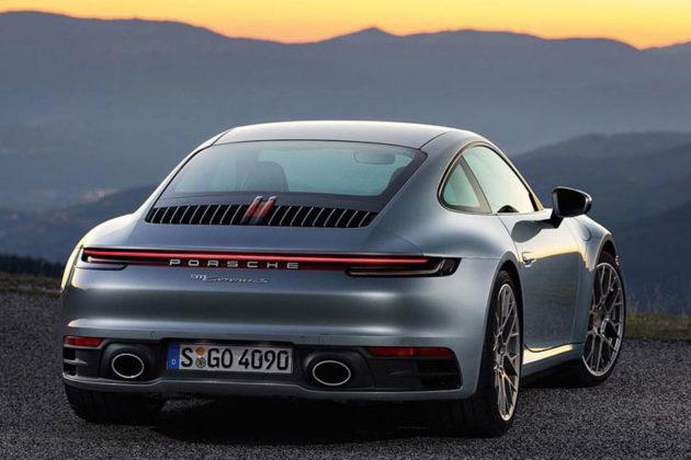 2019 Porsche 911 Sports Coupe