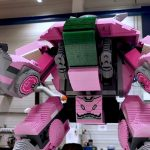 Enormous 9' LEGO <em>Overwatch</em> D.Va's Mech Will Appear At BlizzCon 2018