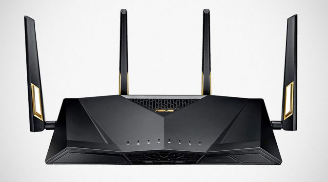 This Is ASUS RT-AX88U, The World's First Wi-Fi 6 Wireless Router