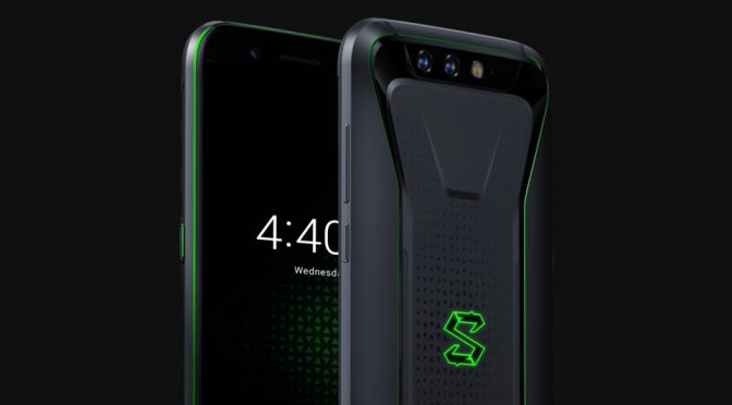 Black Shark Is Xiaomi's Foray Into Gaming Smartphone