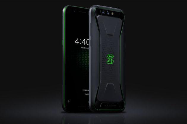 Black Shark Gaming Smartphone by Xiaomi