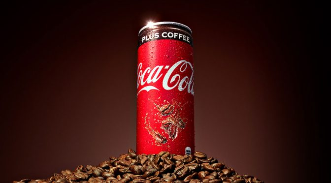 Coca-Cola Plus Coffee Drink